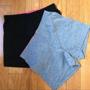 NWOT Two Wonder nation girls shorts. Size 10/12